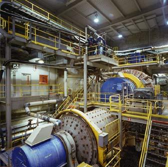 Saskatchewan uranium mill